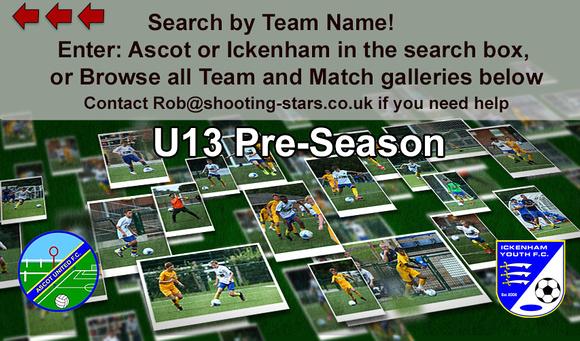 210828 Ascot-U13-Match