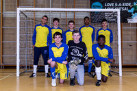 FA Futsal Fives Reading Crosfields League March 2015