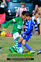 U8 Action - Eldon Celtic Tourny - July 2015