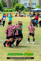 U10 Action - Eldon Celtic Tourny - July 2015