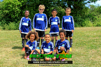 U7 Action - Eldon Celtic Tourny - July 2015