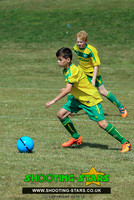U12 Action - Eldon Celtic Tourny - July 2015