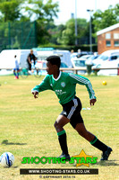 U14 Action - Eldon Celtic Tourny - July 2015