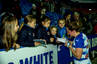 4 Post Match Autographs